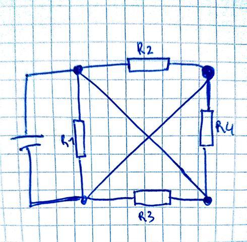 Schaltung - (Elektrotechnik, Schaltung, Ohmen)