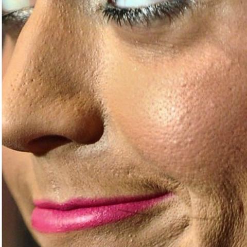 So oder so ähnlich sieht mein Make-up dann aus ... - (Kosmetik, Make-Up, Schminke)