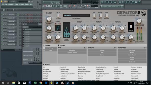 D16 Devastor 2 - (Plugin, Studio, Musikproduktion)