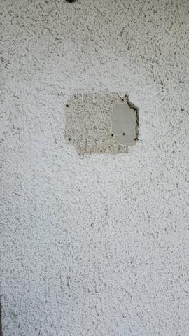 Bevorzugt Wie kann man eine verputzte Mauer ausbessern und wie nennt sich BI58