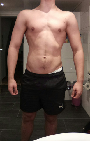 Ich gerade eben - (Körper, Ernährung, Training)