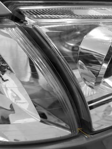 Wie verstellt man den Xenon-Scheinwerfer an einen Passat B5?