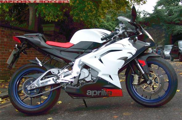Modell 1 - (Motorrad, färben, lackieren)