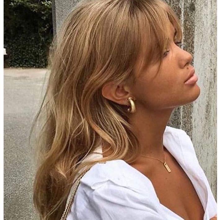 Für lange glatte haare stufenschnitt Frisuren Stufenschnitt