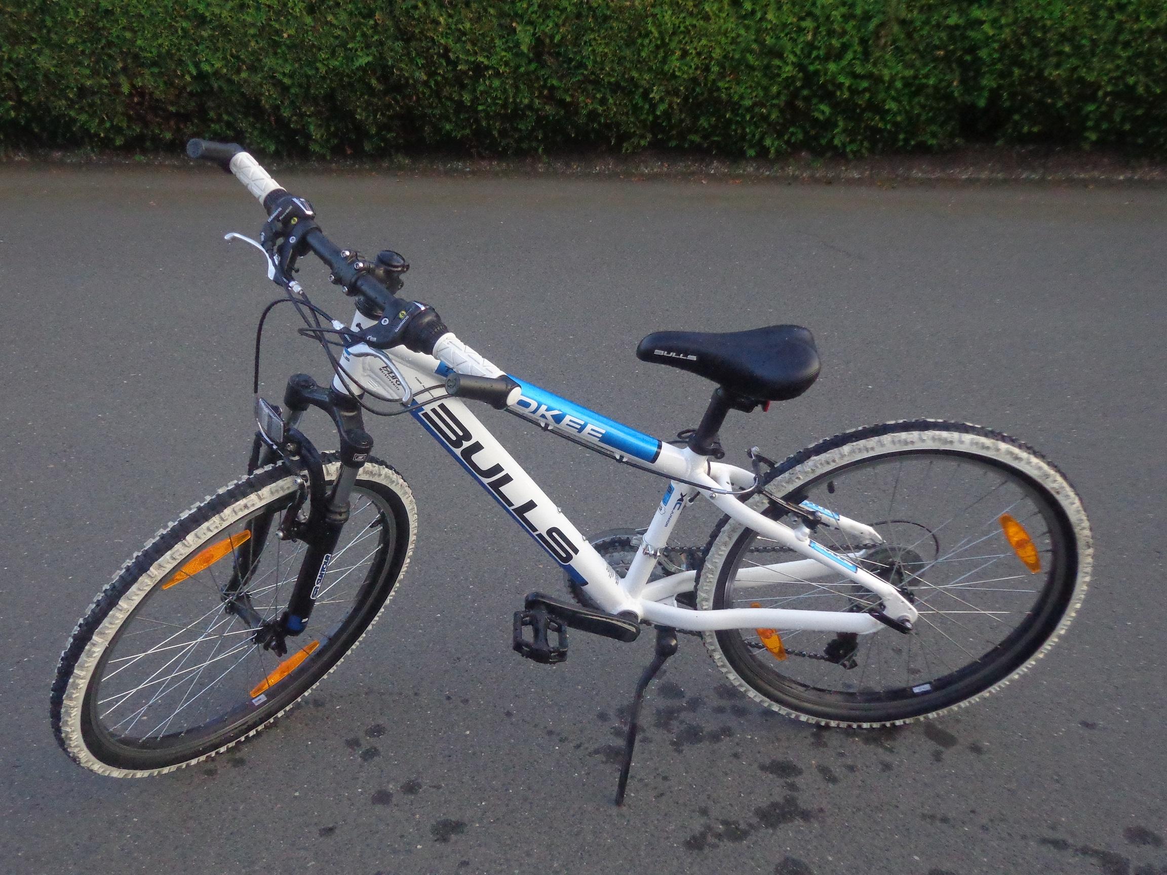 wie viel geld bekomme ich f r mein fahrrad noch mtb bulls 24zoll ebay verkaufen mountainbike. Black Bedroom Furniture Sets. Home Design Ideas