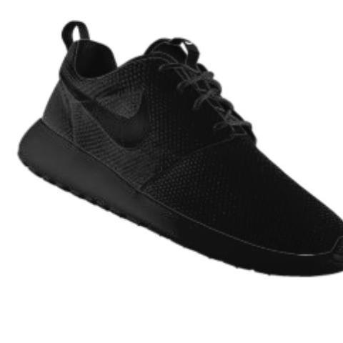 Schwarz - (Schuhe, Nike, Shwoosh)