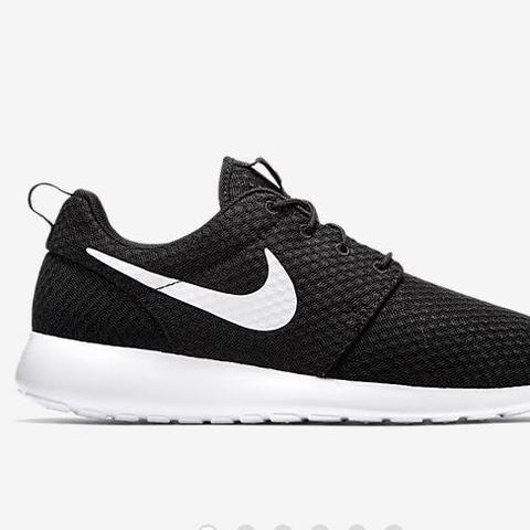 Weiß. - (Schuhe, Nike, Shwoosh)