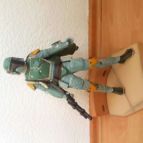 Boba Fett - (Figur, Wert, Star Wars)