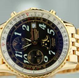 Breiter - (Uhr, Wert, Breitling)