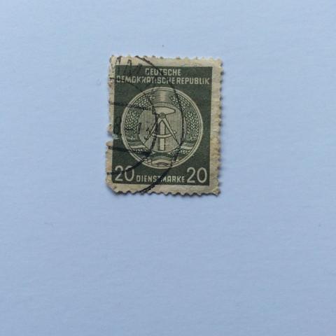 Wie Viel Ist Diese Briefmarke Wert Ddr Briefmarke Fairer Preis Zum