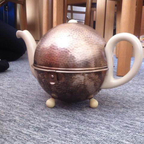 Teekanne - (Food, Kaffee, Tee)