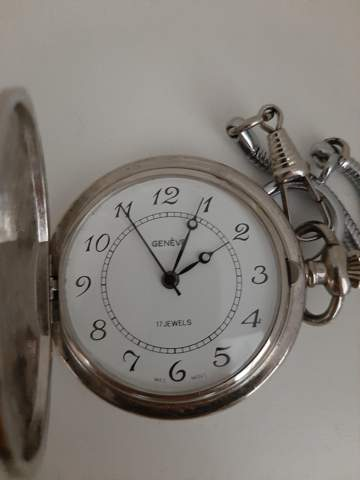 Wie viel ist diese Taschenuhr wert?