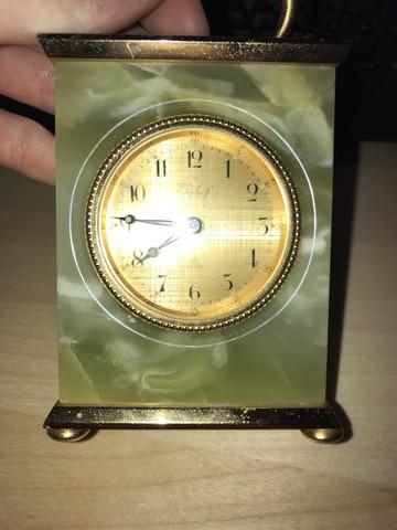 vorderseite - (Uhr, bronze, swiss)