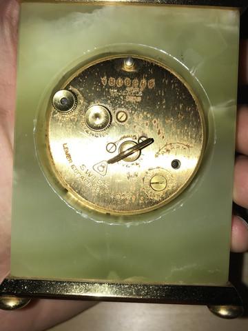 rückseite - (Uhr, bronze, swiss)