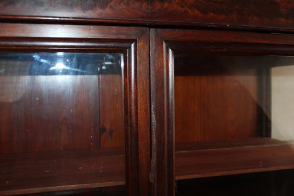 vitrinenschaden. Black Bedroom Furniture Sets. Home Design Ideas