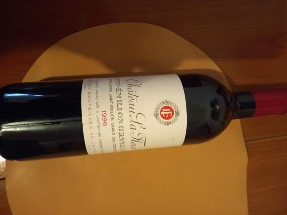 Wie viel ist dieser Wein Wert?
