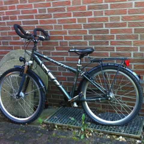 Fahrrad2 - (Fahrrad, Mountainbike)
