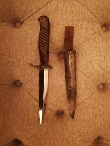 Wie viel ist dieses Messer wert?