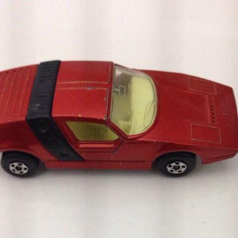Das ist dieses auto - (Spielzeug, Matchbox)
