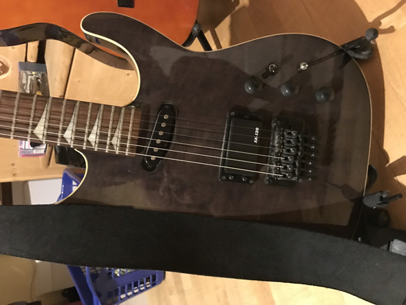 E-Gitarre - (Musik, Gitarre, E-Gitarre)