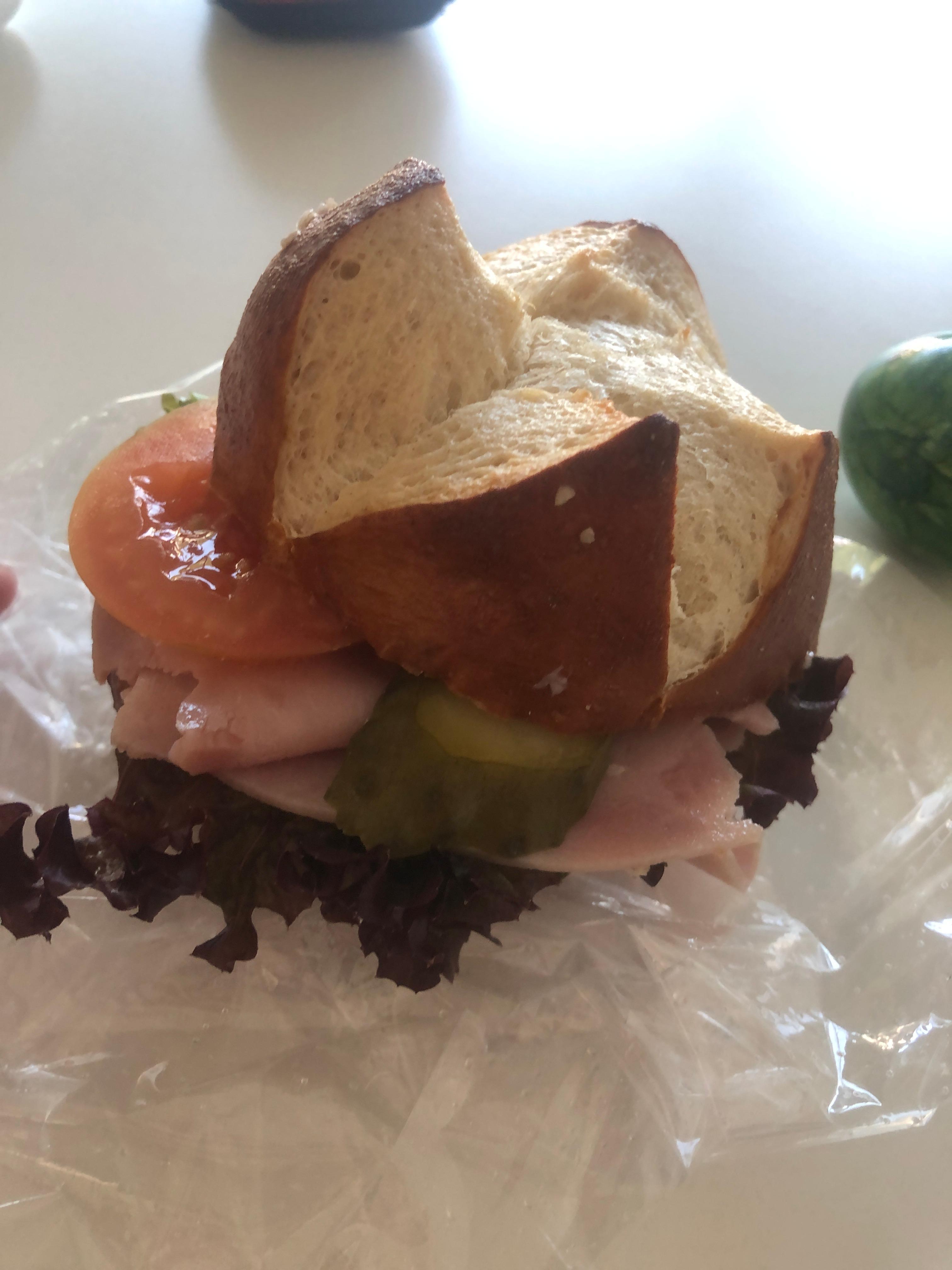 Kalorien Belegtes Brot