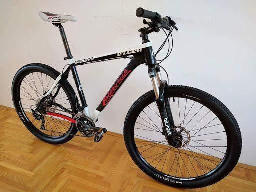 Wie viel KG hält dieses Fahrrad aus?