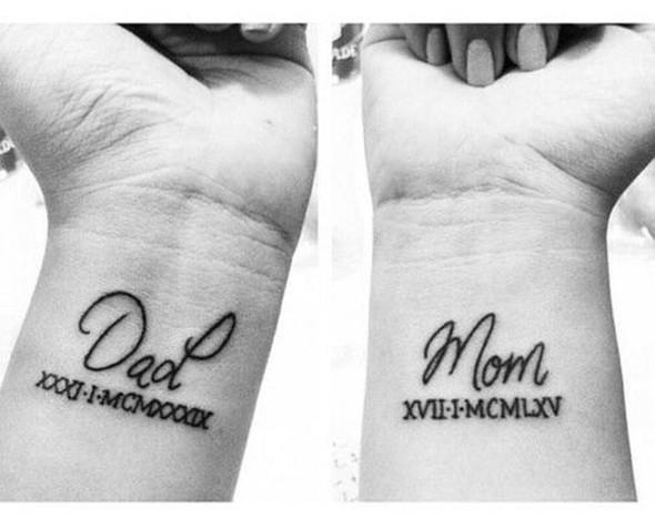Wie viel kosten die Tattoos?