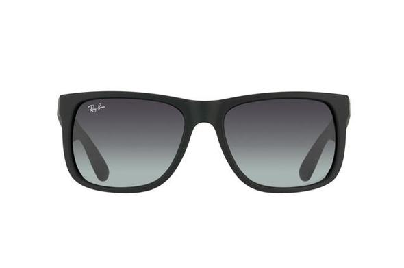ray ban justin als normale brille