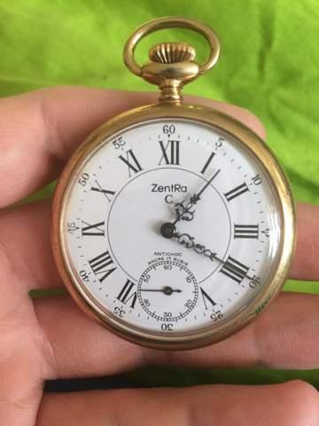 Wie viel kostet diese Taschenuhr von ZentRa?