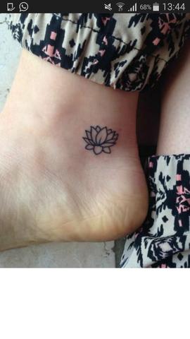 Wie viel kostet ein kleines Tattoo (1cm×1cm)?