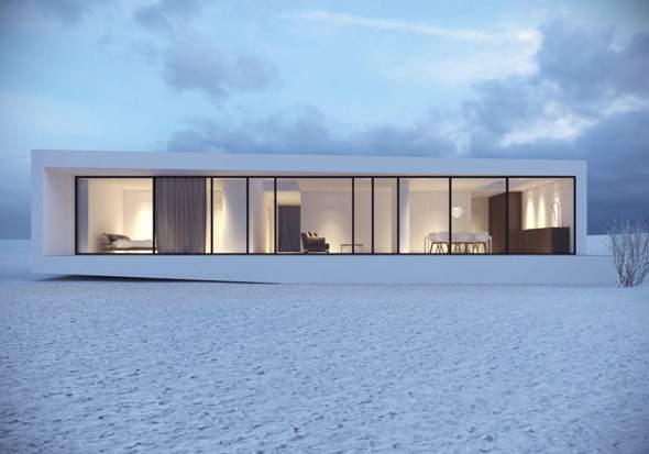 Wie viel kostet es dieses Haus zu bauen?