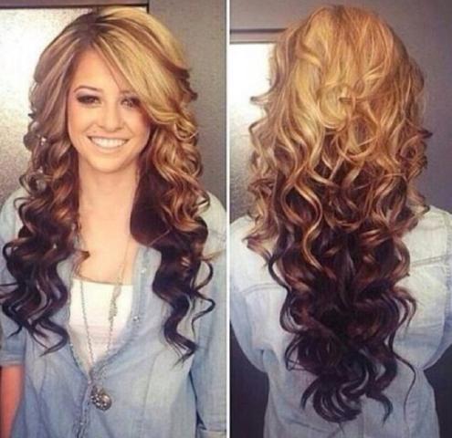 Wie Viel Kostet Es Haarspitzen Zu Färben Haare Style