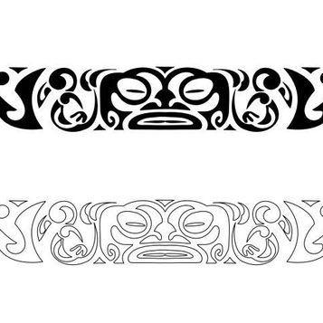 wie viel kostet so ein tattoo maximal maorie. Black Bedroom Furniture Sets. Home Design Ideas