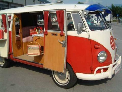 so einer...=) - (VW, Camper, T1)
