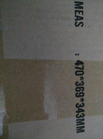 - (Kilo, Verpackung, Karton)