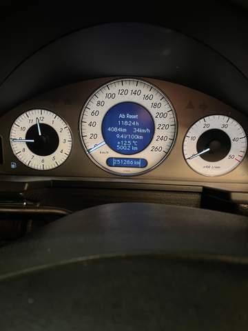 Wie viel Liter verbraucht mein Wagen jetzt bei 100 km Siehe Bild?