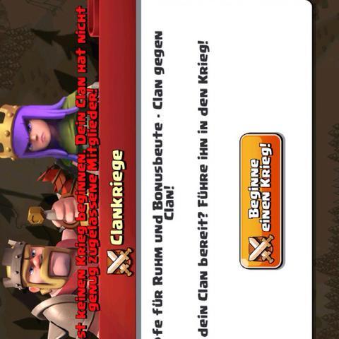 Hier ein Screenshot. - (Tipps, Hack, clash of clans)
