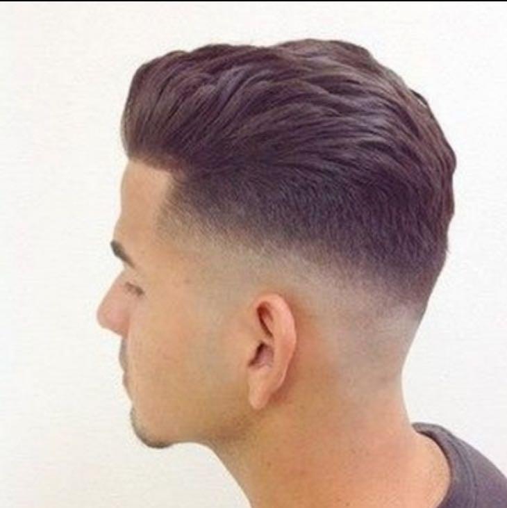 Haarschnitt seiten 1 mm