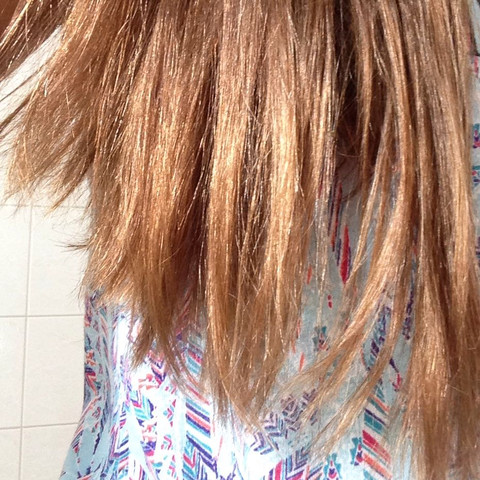 Meine Haare - (Haare, Sommer, Friseur)