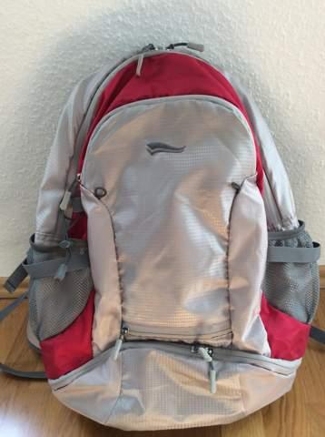 Wie viel Packvolumen hat dieser Rucksack?