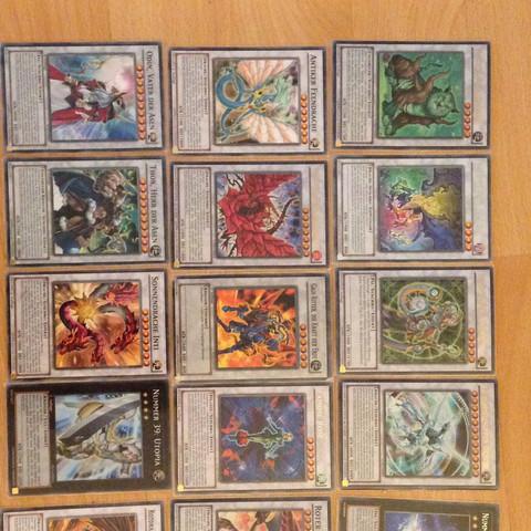 Die Karten - (Karten, Yu-gi-oh)