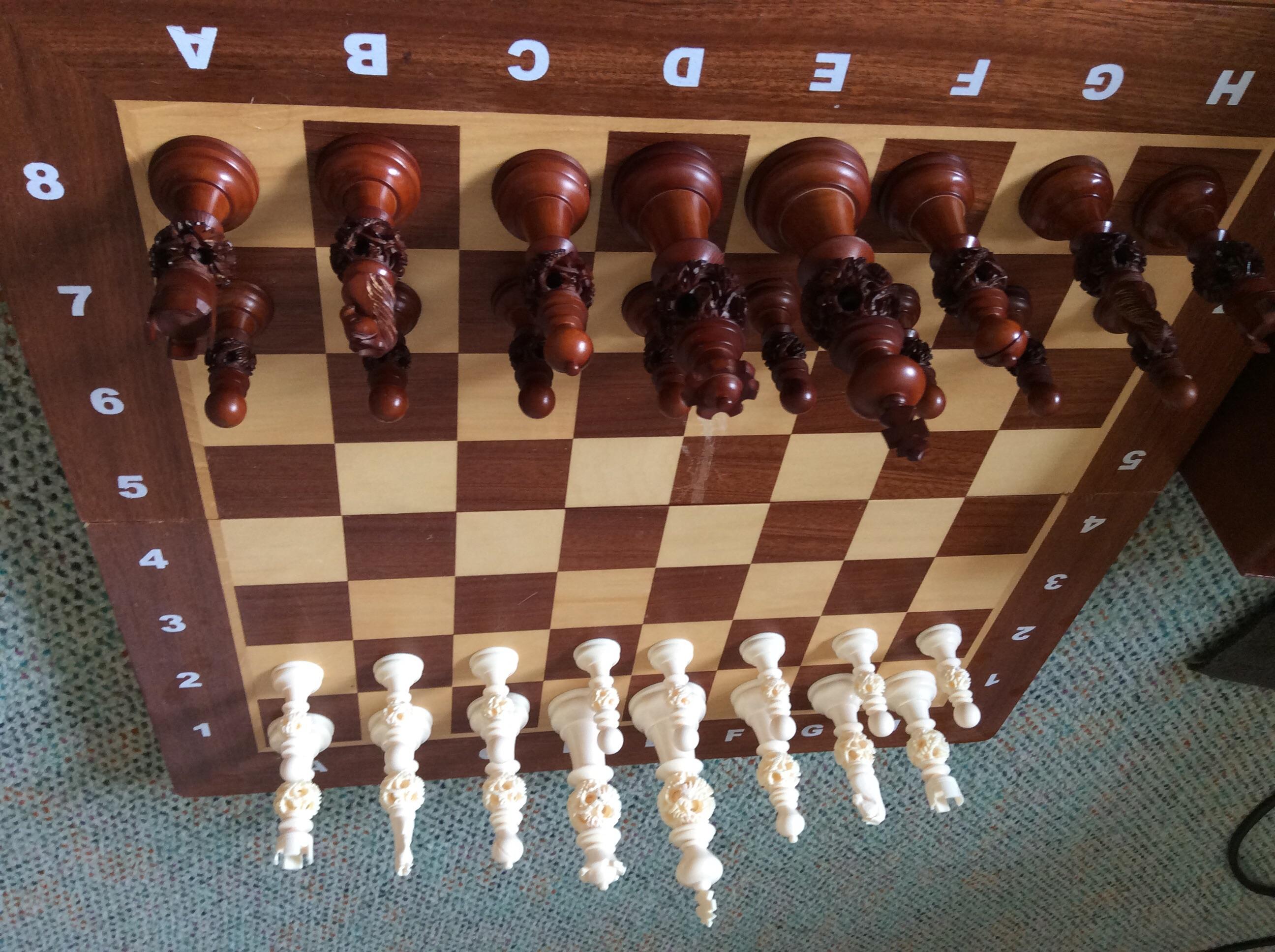 Schachfiguren Bedeutung