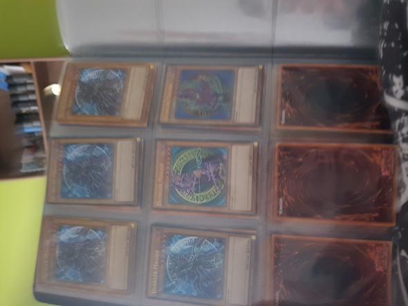 Wie viel sind diese yugioh Karten ca wert?