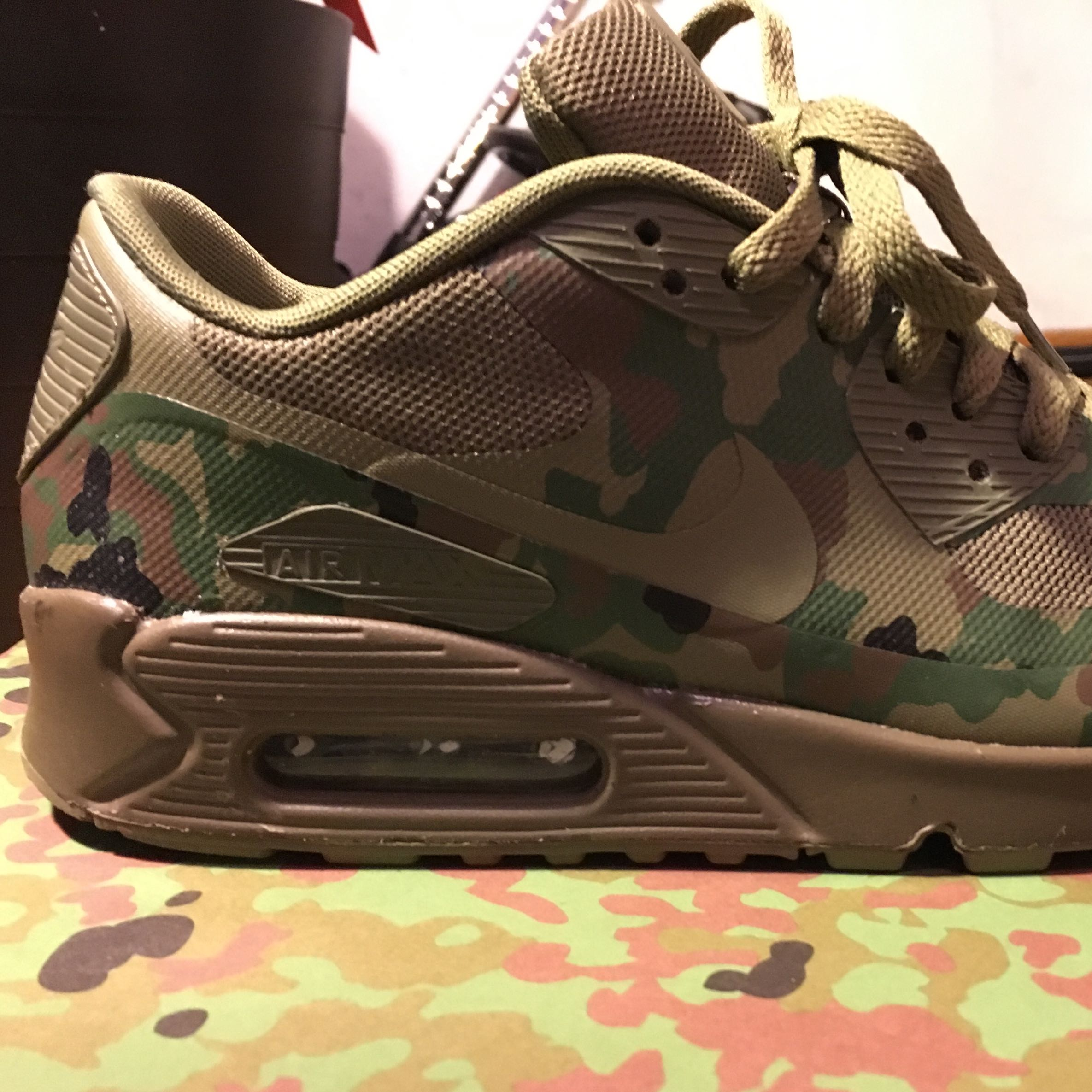 air max 90 camo hyperfuse running online. Black Bedroom Furniture Sets. Home Design Ideas