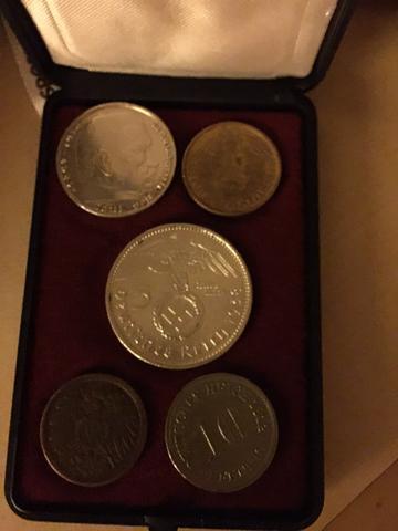 Wie Viel Sind Münzen Aus Dem Jahr 1939 Heute Noch Wert 2 Weltkrieg