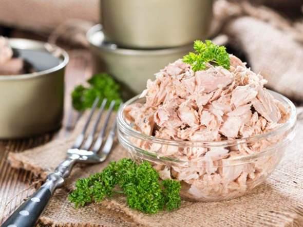 Wie viel Thunfisch die Woche ist gesund?