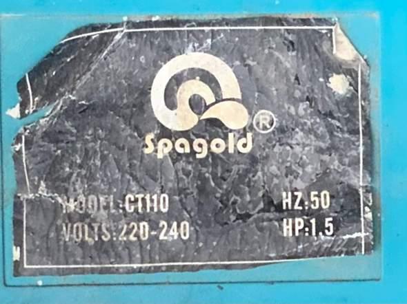 Wie viel Watt hat diese Pumpe?