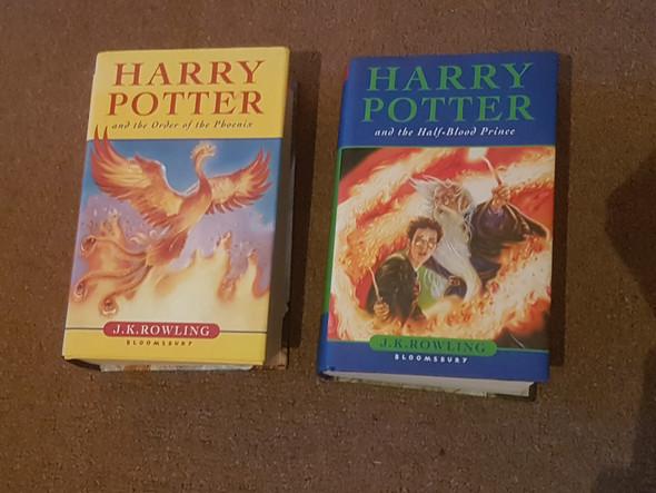 Wie viel Wert haben 1.Auflagen von Harry Potter Bücher?