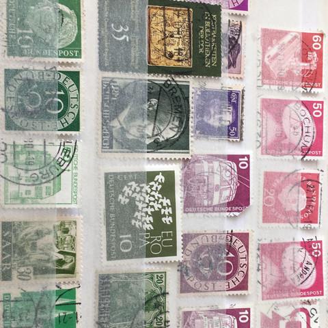 Wie Viel Wert Haben Die Briefmarke Bitte Mit Preis Briefmarken