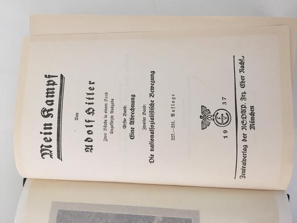 227.-231. Auflage - (Wert, Mein Kampf)